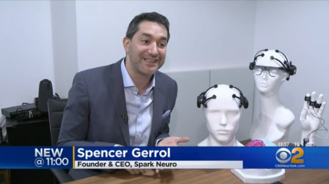 CEO Spencer Gerrol Talks Super Bowl Ads on CBS